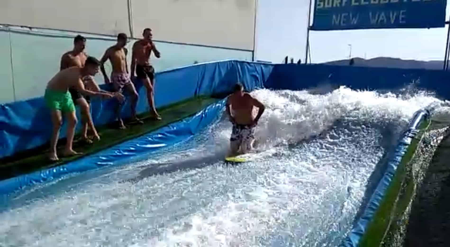 olas artificiales surf