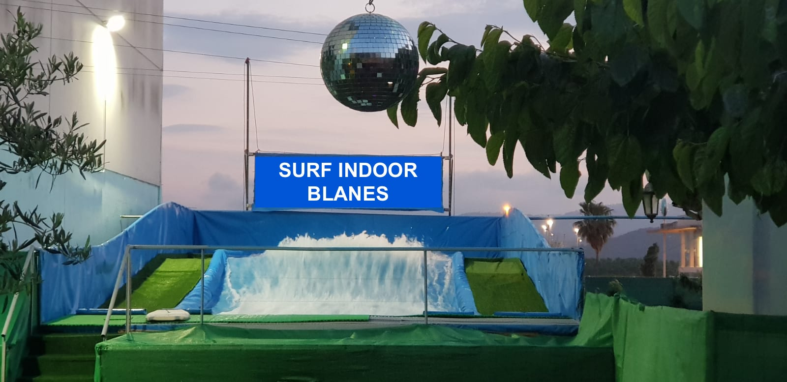 SURF INDOOR BLANES